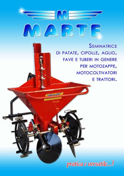 Francesco marte officina meccanica macchine agricole for Semina cipolle